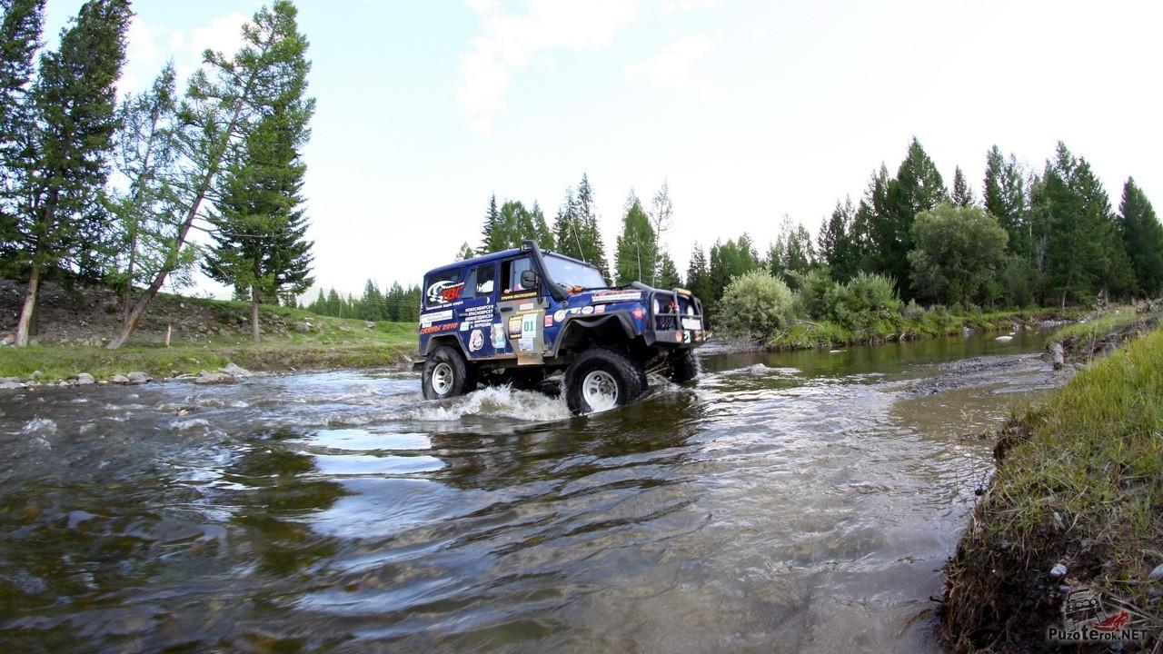 Путешествие в Горный Алтай на южный берег Телецкого озера