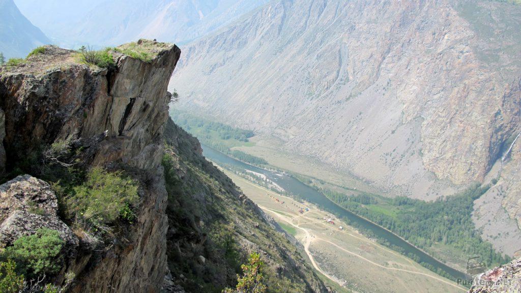 Река Чулышман