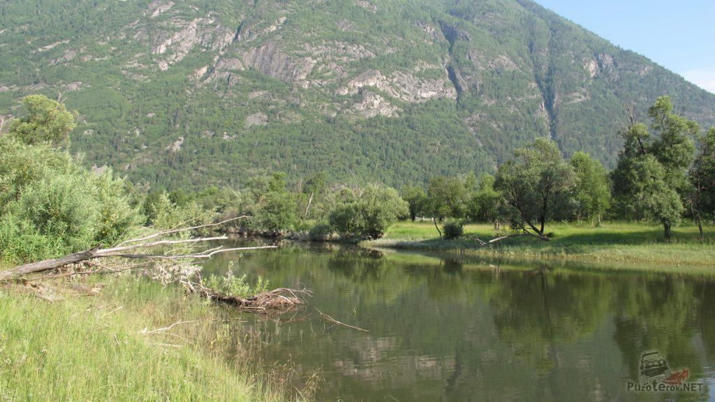 Чулышман и горы
