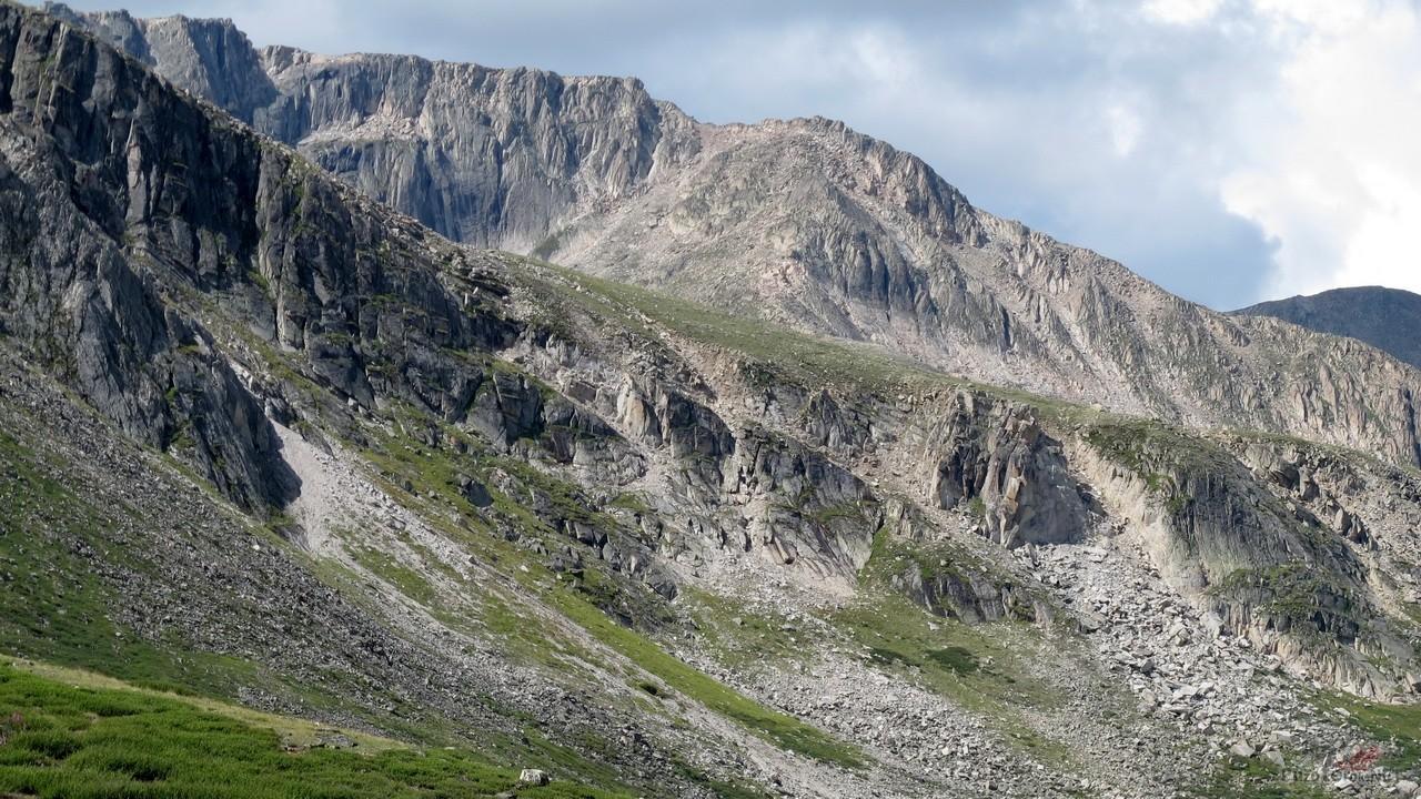 Красивые горы Укока