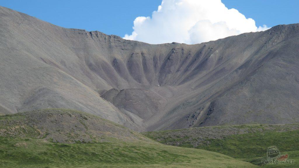 Горы на Алтае, Укок