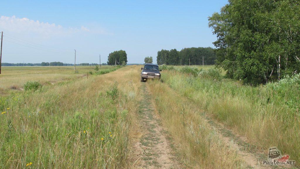 Дороги омской области