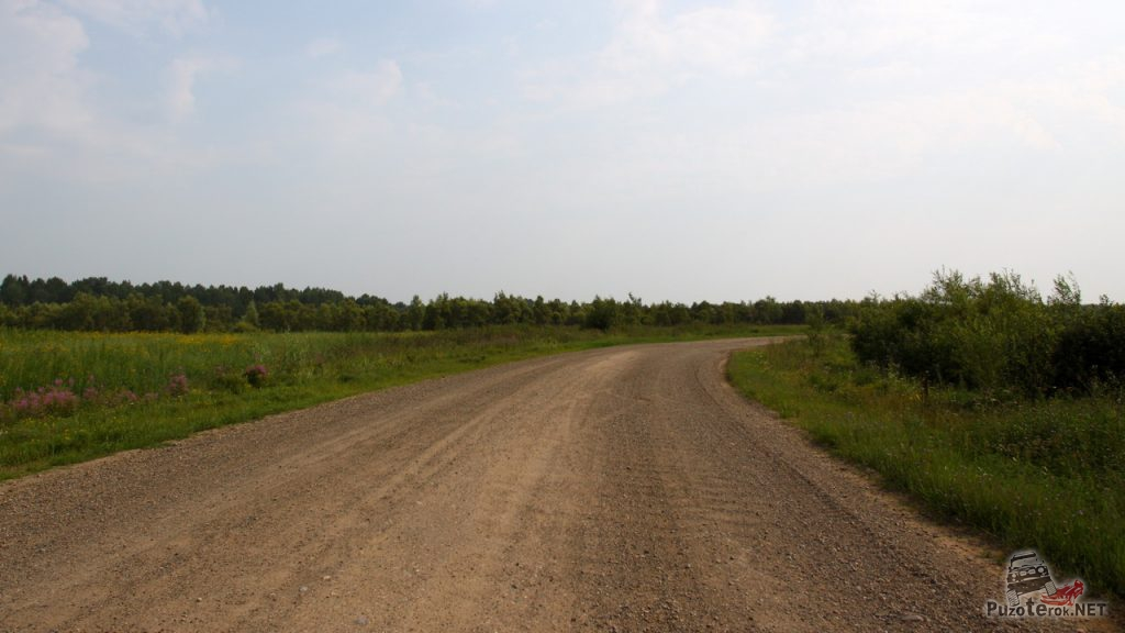 Дороги Тюменской области