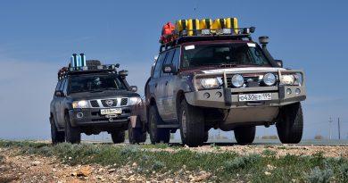 Тяжелые экспедиционные внедорожники Nissan Patrol