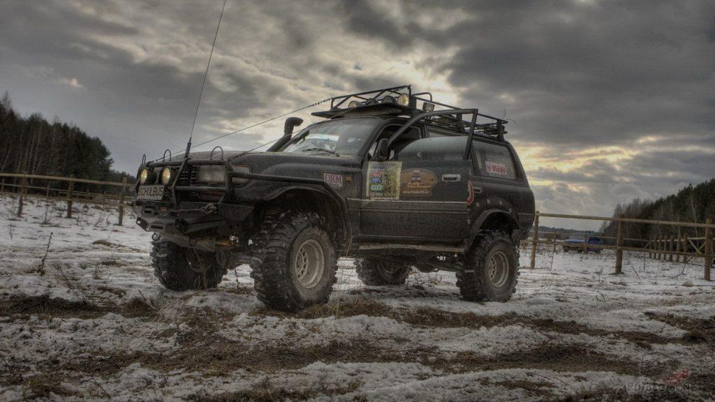 Land Cruiser экспедиционный внедорожник