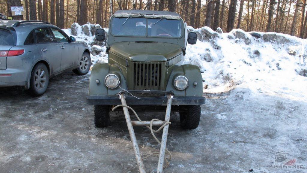 Покупка ГАЗ-69