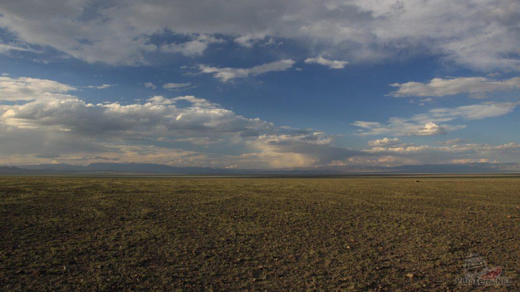 Безбрежные просторы Монголии