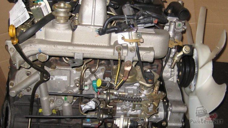 Двигатель Td27t, дизель на автомобиль УАЗ и Газель