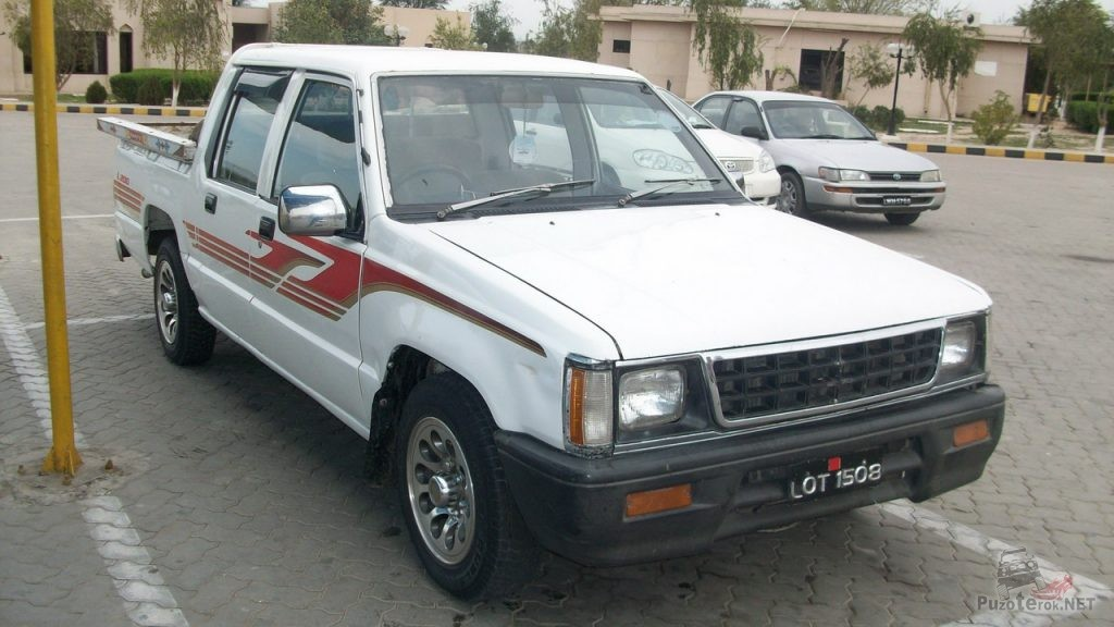 Старый L200 1994 года