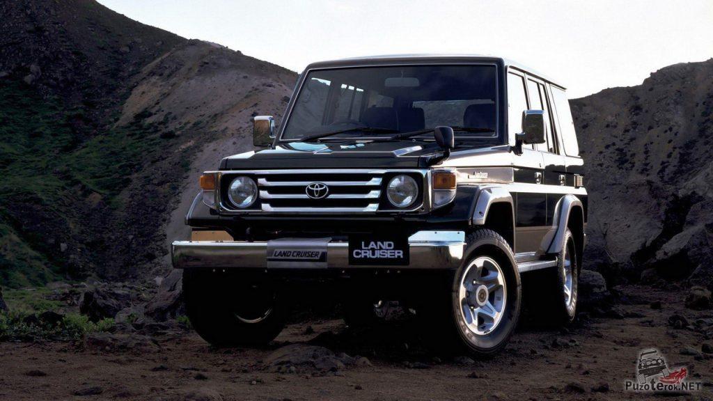 Toyota Land Cruiser 70 (J76)