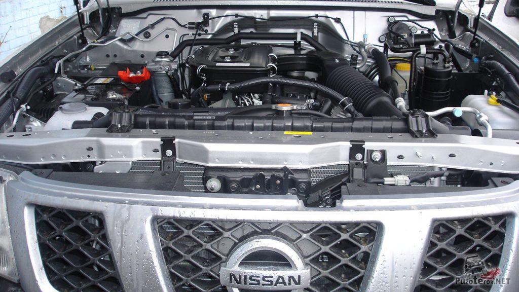 Двигатель Nissan TD42, дизель