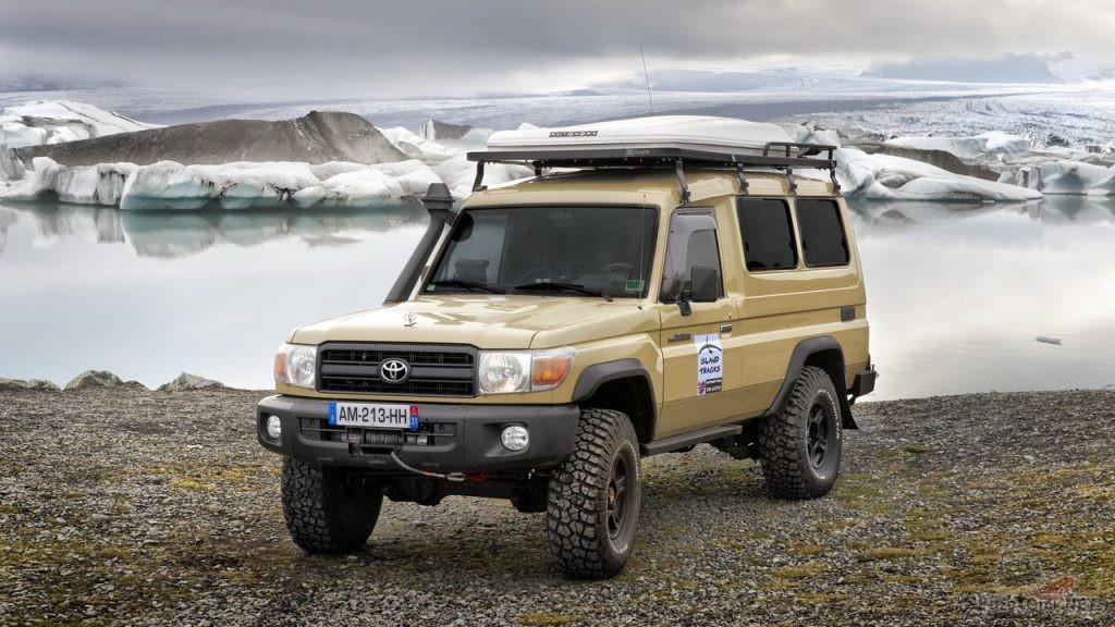 Экспедиционный TLC 78 в Исландии