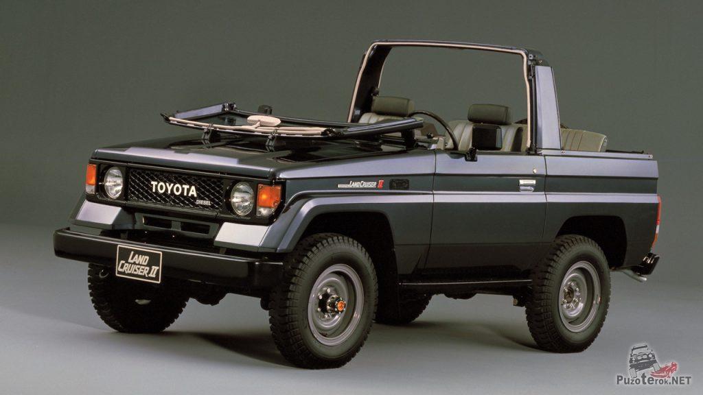 Toyota Land Cruiser J70 BJ70 кабриолет