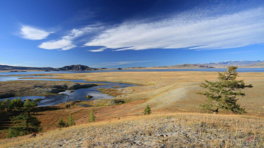 Путешествие по Монголии и Алтаю на внедорожниках