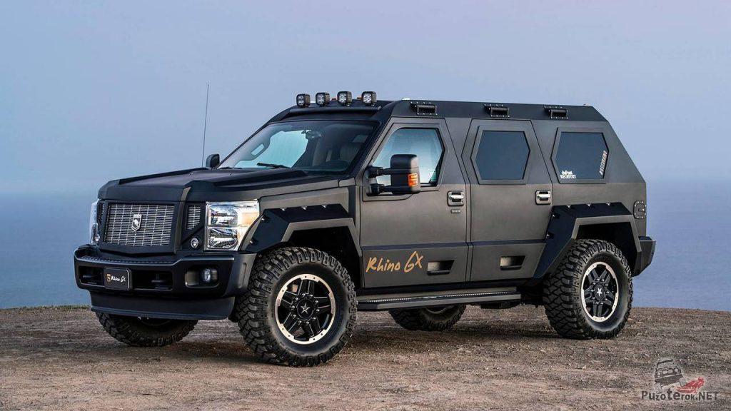 Стильный американский внедорожник Rhino GX