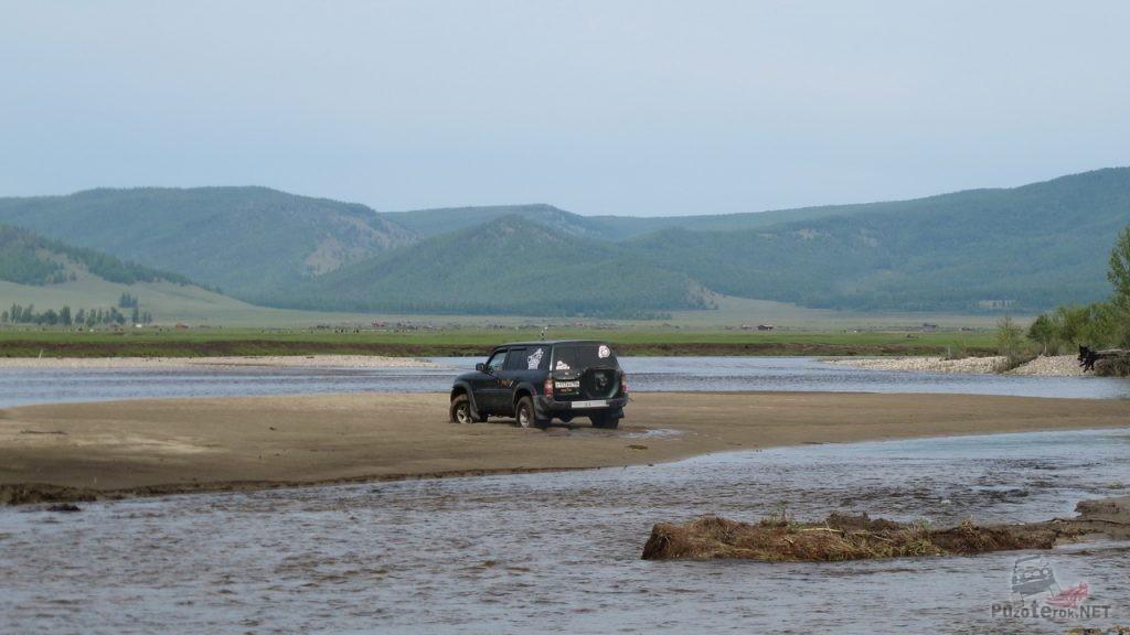 Путешествие по Монголии к реке Ур-Гол