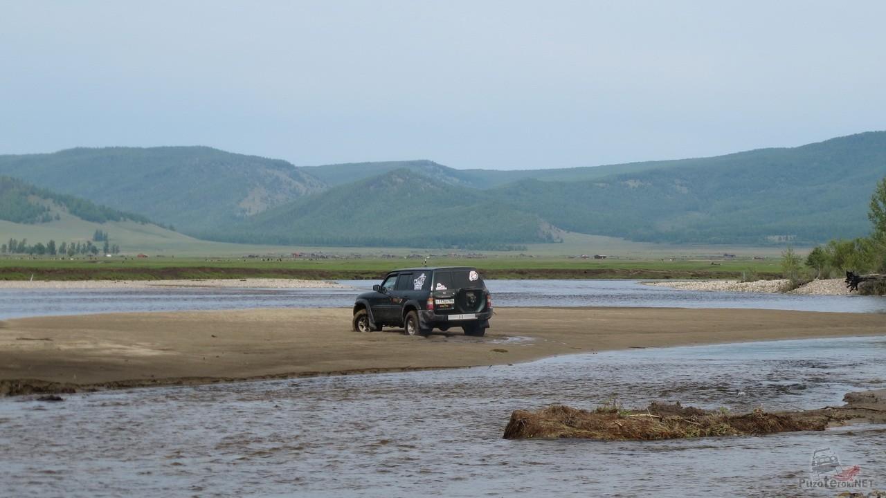 Путешествие по Монголии - Хубсугул и Ур-гол