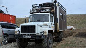 ГАЗ Садко автодом для путешествий