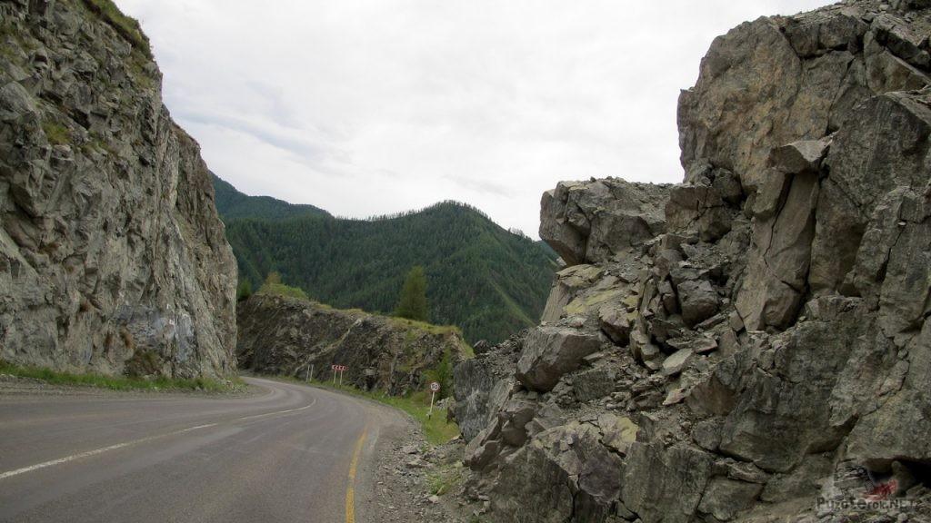 Перевал Чике-Таман, республика Алтай
