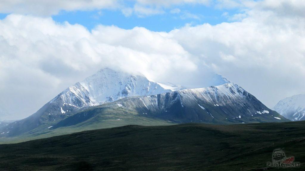 Горы плато Укок