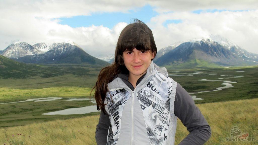 Фото на плато Укок