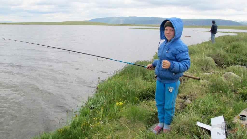 Рыбалка на Алтае, Укок
