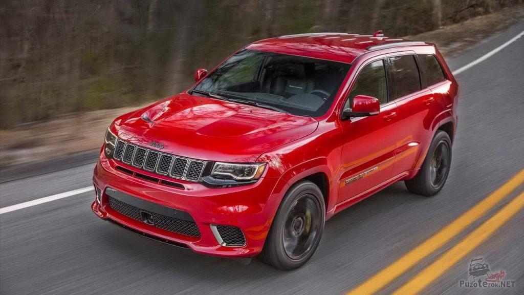 Новый Jeep Grand Cherokee 2018