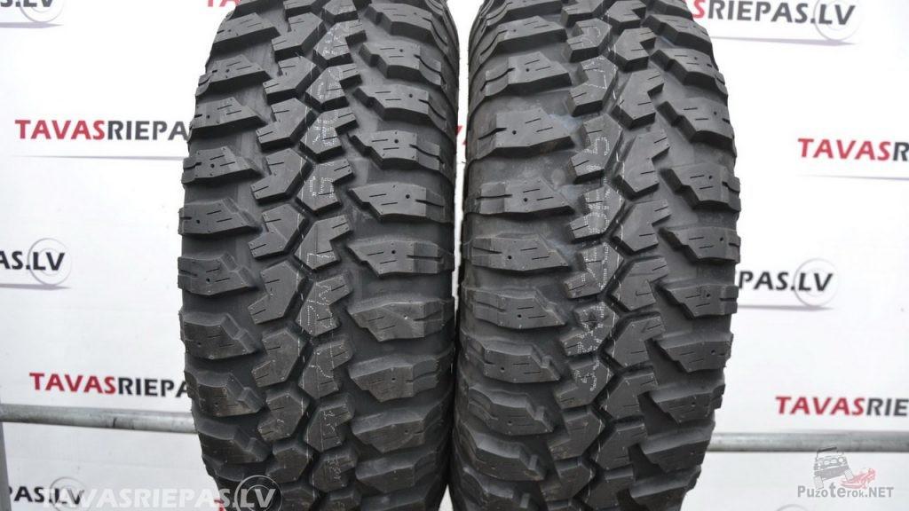 Новые внедорожные шины Maxxis Bighorn 762