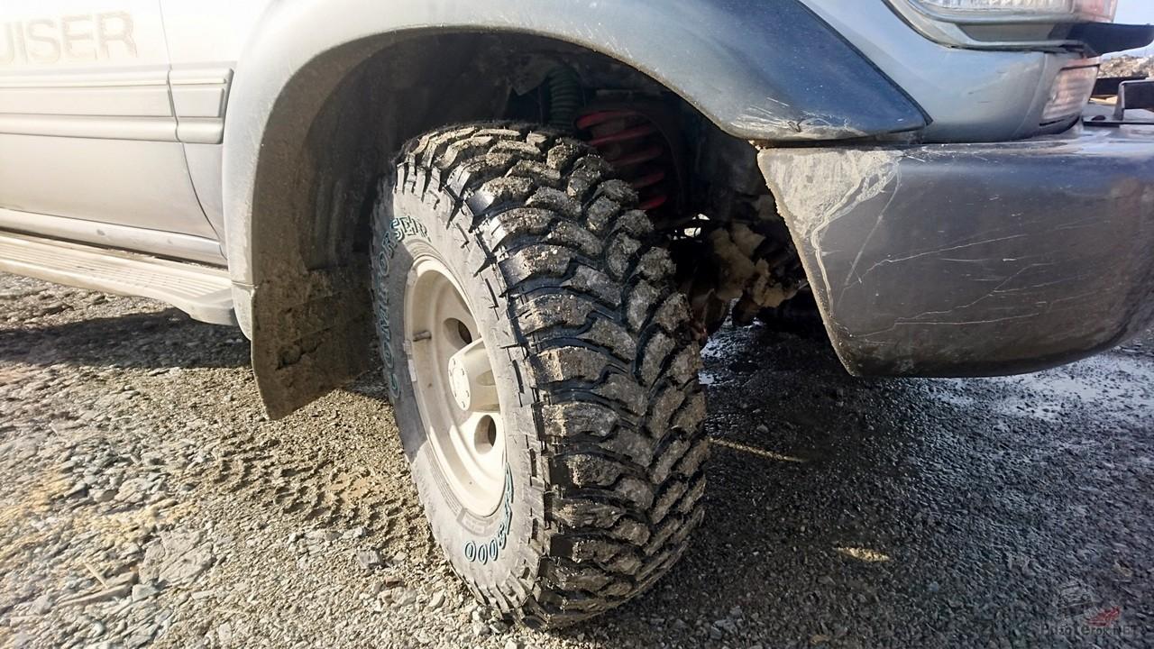 Внедорожные шины Comforser CF3000 285-75 R16