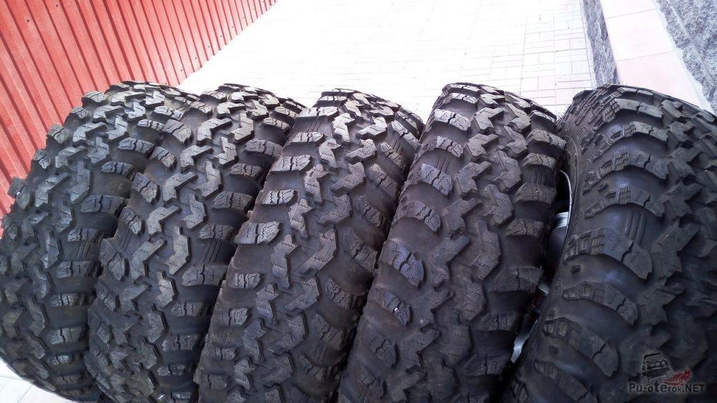Внедорожные шины Irok super swamper
