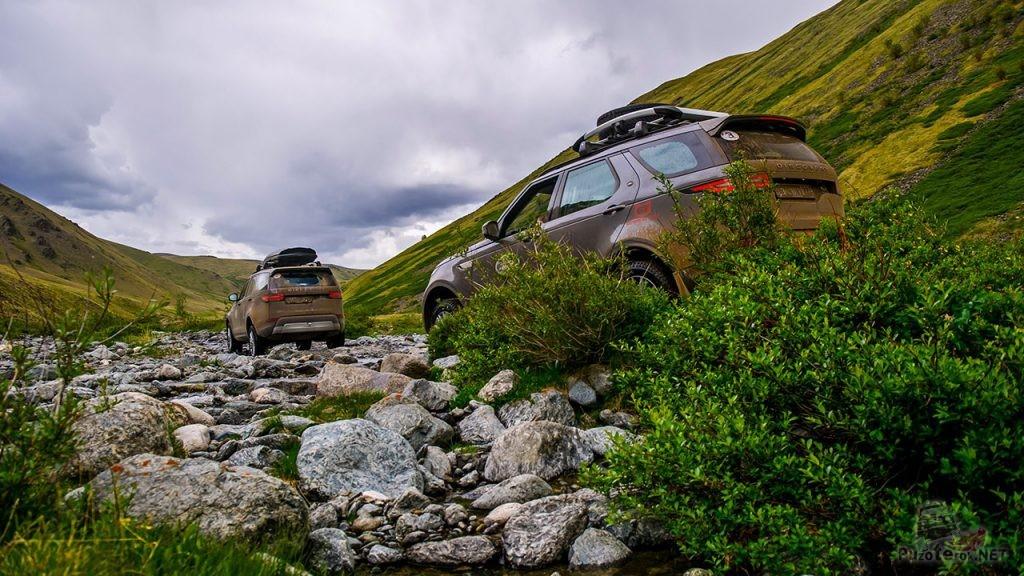 Фото Горного Алтая, путешествие на лэнд ровер дискавери