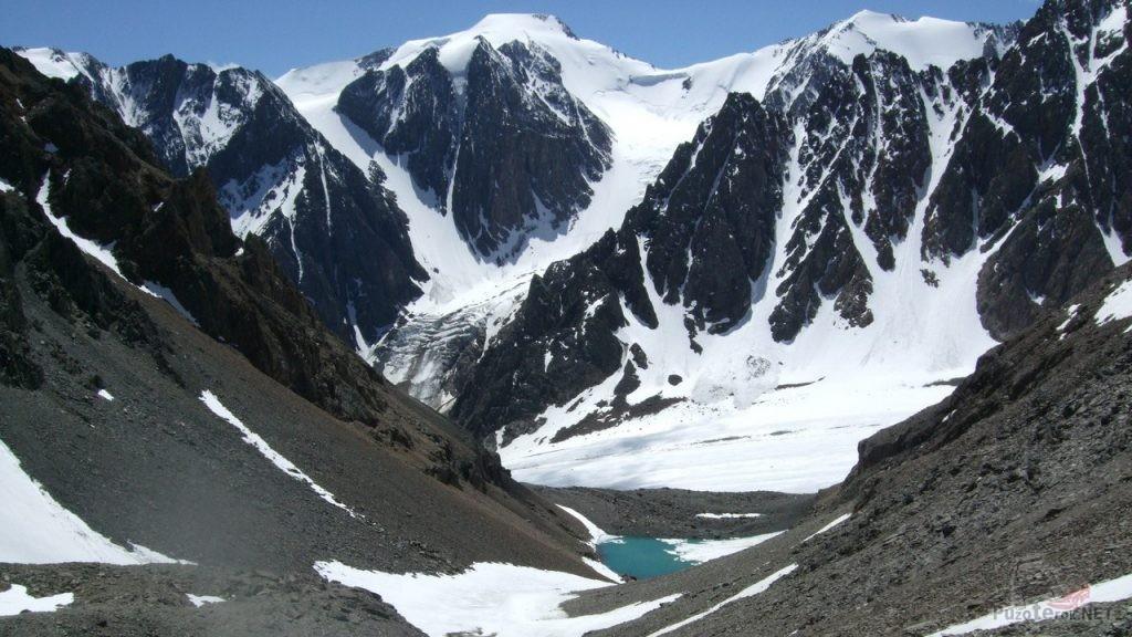 Гора Актру