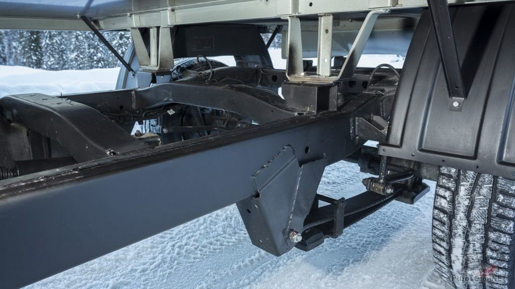 Стойки крепления кузова УАЗ Профи