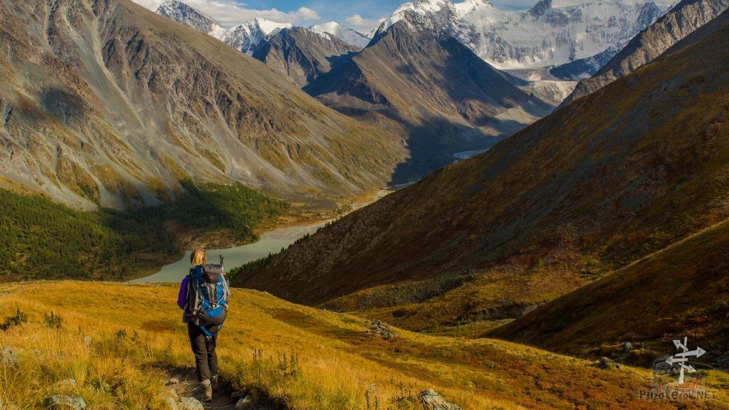 Пешее путешествие по Горному Алтаю