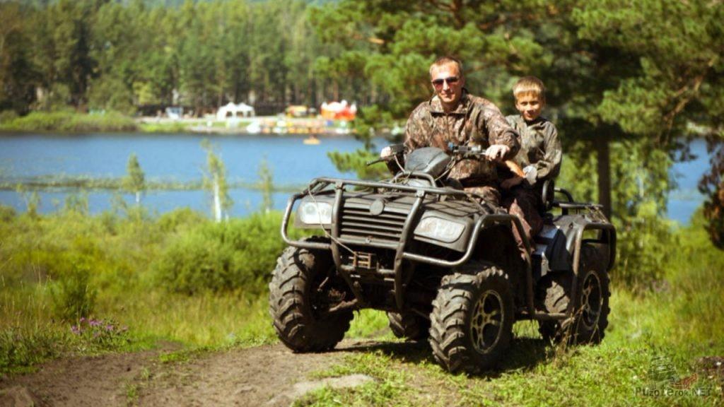 Поездки на квадроциклах по Алтаю
