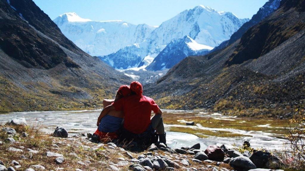 Путешествие к Белухе, Алтай