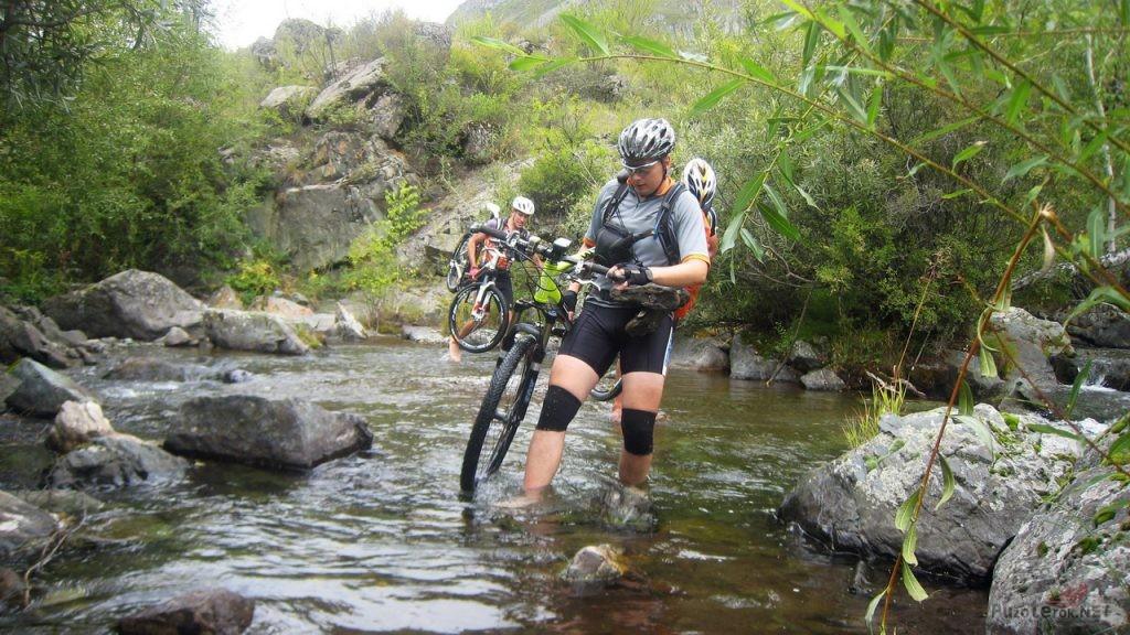 Путешествие на велосипедах по Горному Алтаю