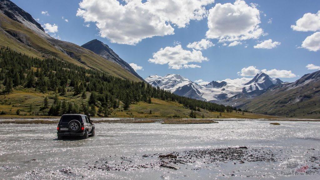 Путешествие по Горному Алтаю на внедорожнике