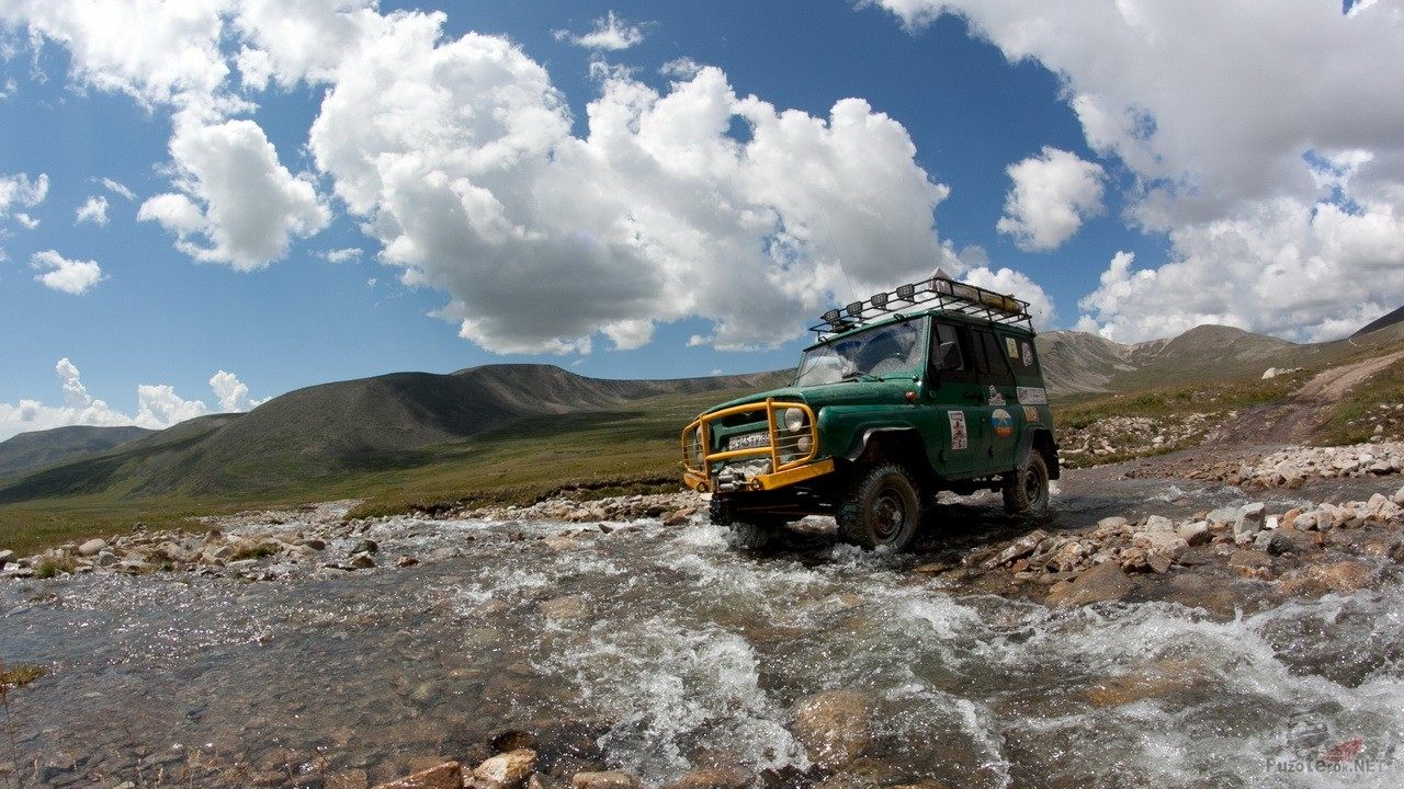 Путешествие на плато Укок