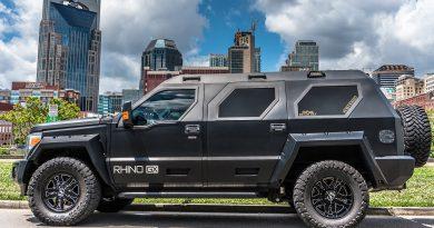 Крутой внедорожник Rhino GX
