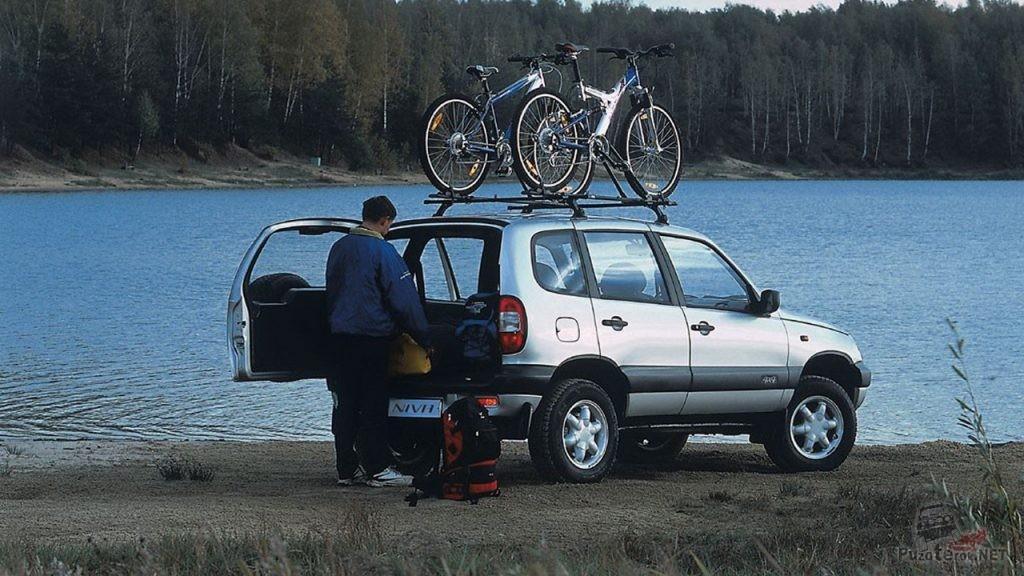 Шнива для путешествий. Велосипеды на багажнике