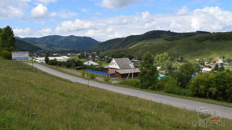 Село Солонешное