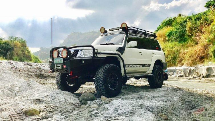 Тюнинг Nissan Patrol для путешествий