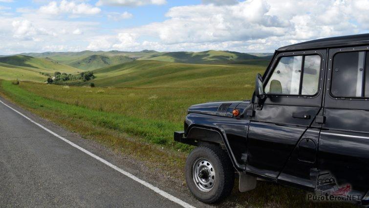 УАЗ Хантер в Алтайском крае