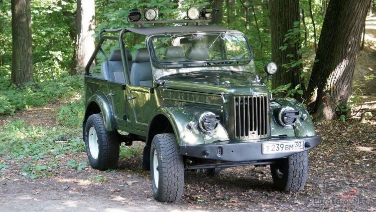 Авито ГАЗ 69 В Татарстане