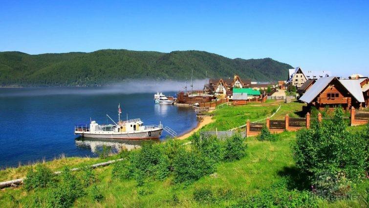 Байкал курорт листвянка