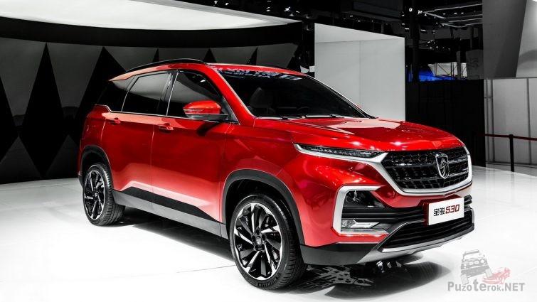Baojun 530 2018 уже можно купить в России