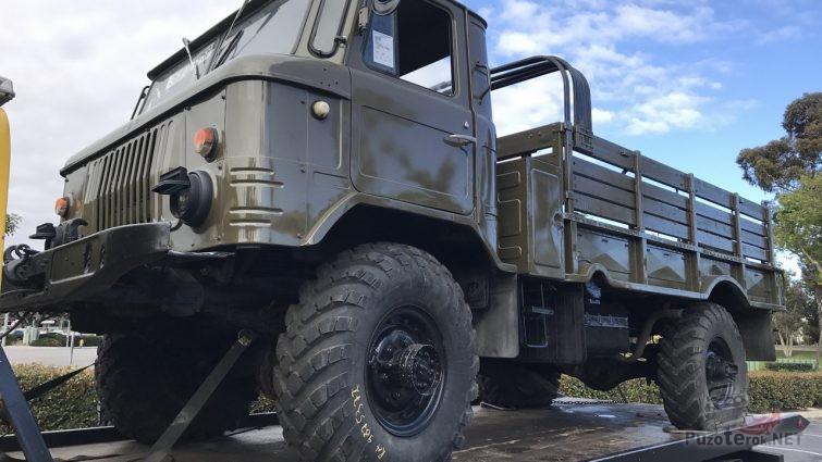 Бортовой ГАЗ-66