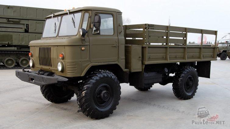 Бортовой ГАЗ-66 купить