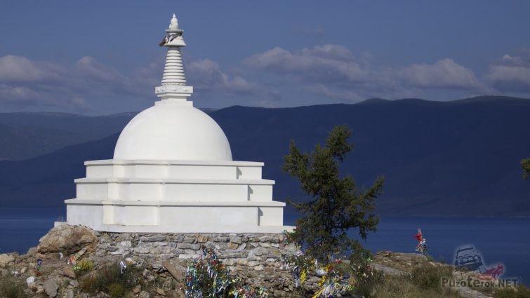 Буддийская ступа просветления